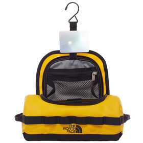 The North Face Base Camp Travel Canister S, summit gold/tnf black
